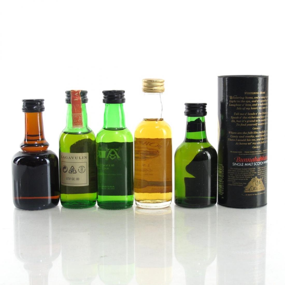 Islay Miniature Selection / 5 x 5cl