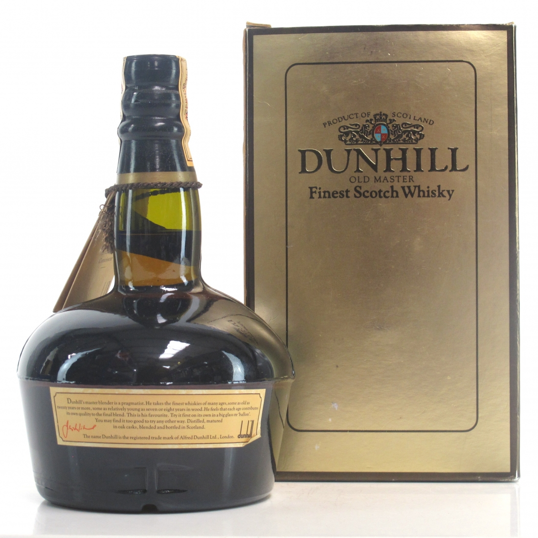 Dunhill Old Master 1980s
