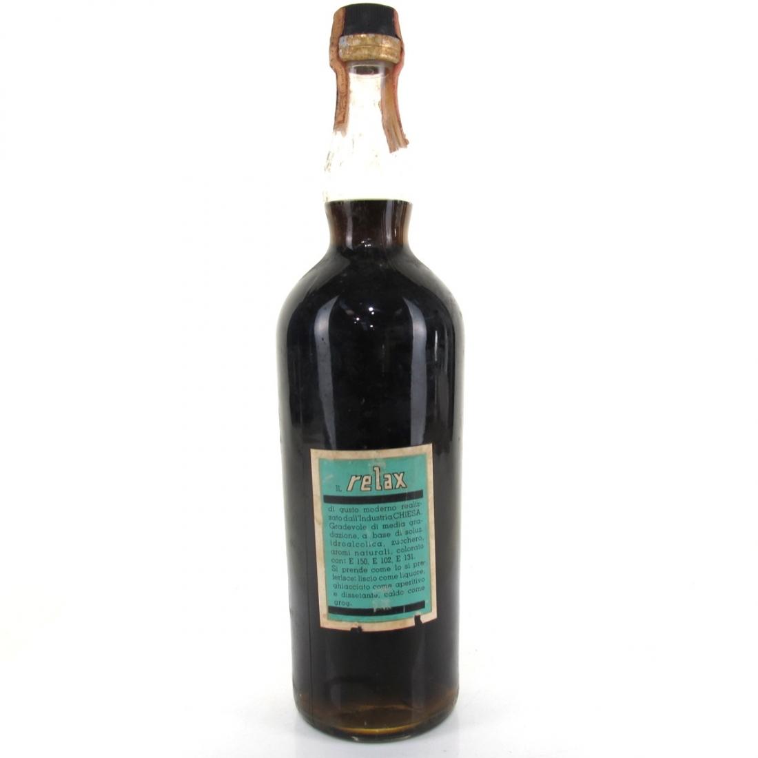 Relax Liquore 1 Litre 1950/60s