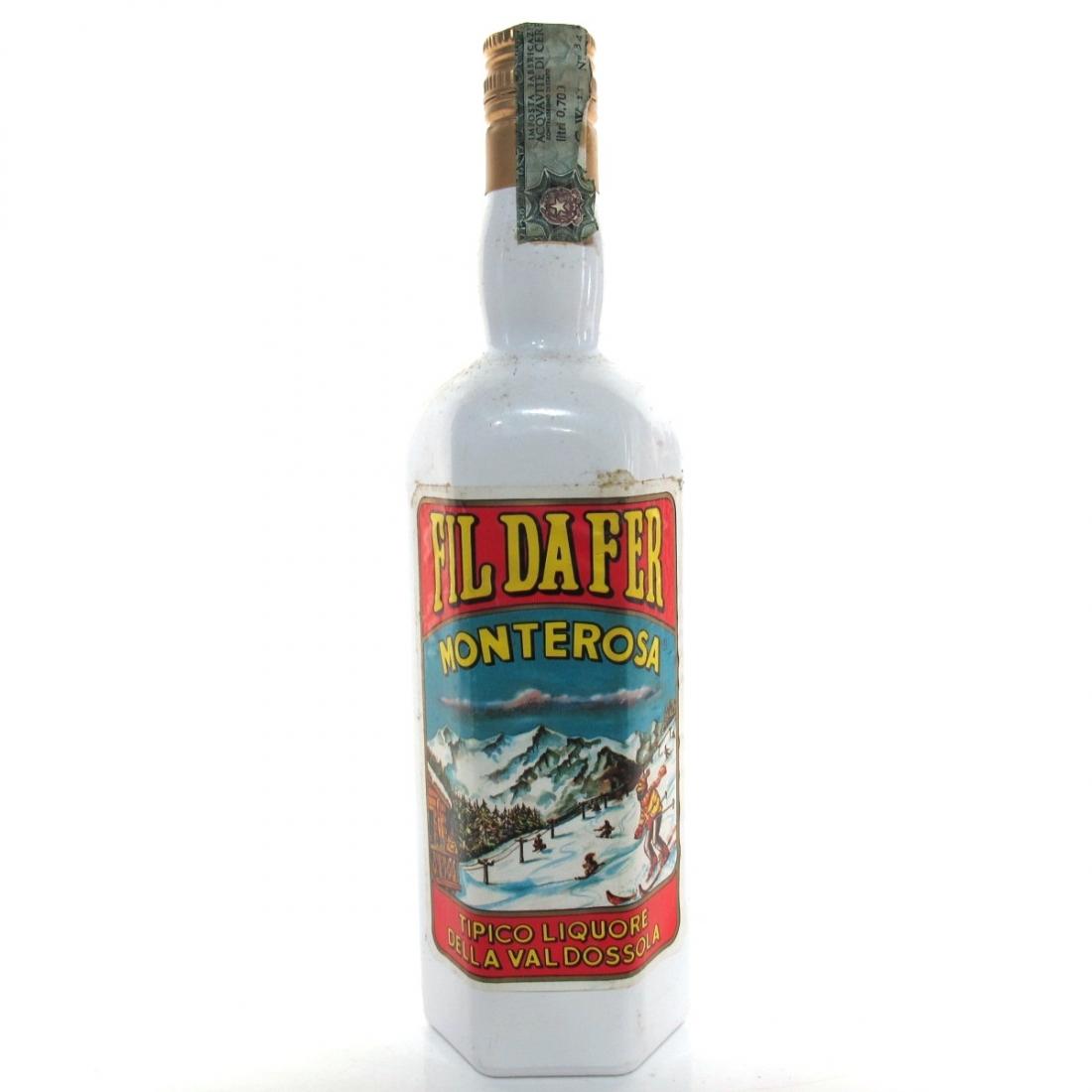 Fil Da Fer Monterosa Liquore