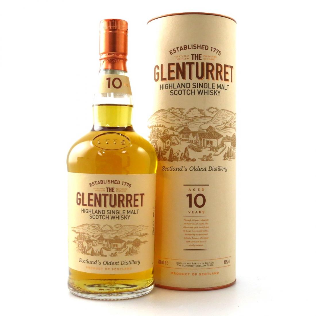 Glenturret 10 Year Old