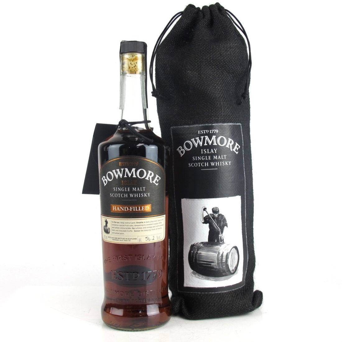 Bowmore 1996 Hand Filled 20 Year Old Cask #2534 / 1st Fill Oloroso Sherry