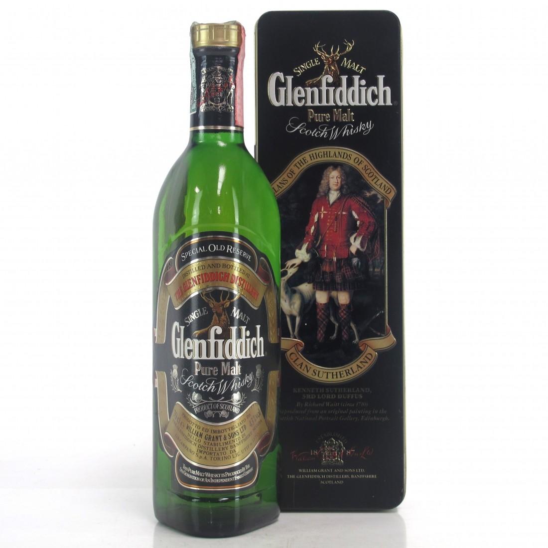 Glenfiddich Clans of the Highland / Clan Sutherland