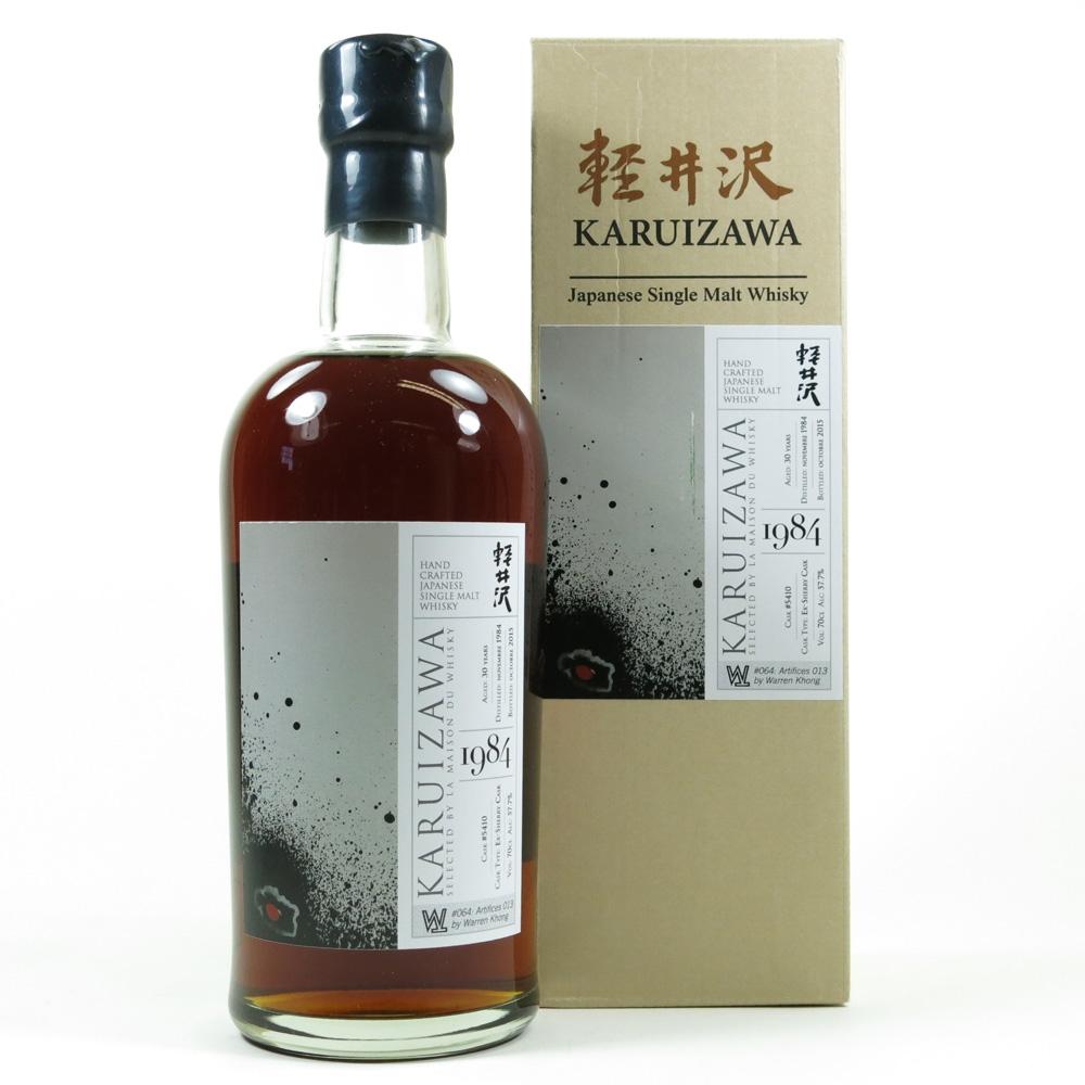 Karuizawa 1984 Single Cask #5410 La Maison du Whisky