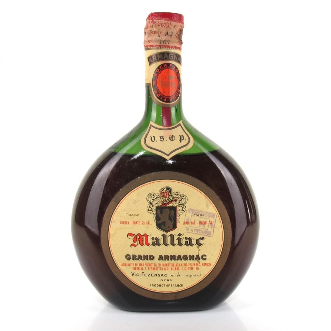 Malliac VSOP Grand Armagnac