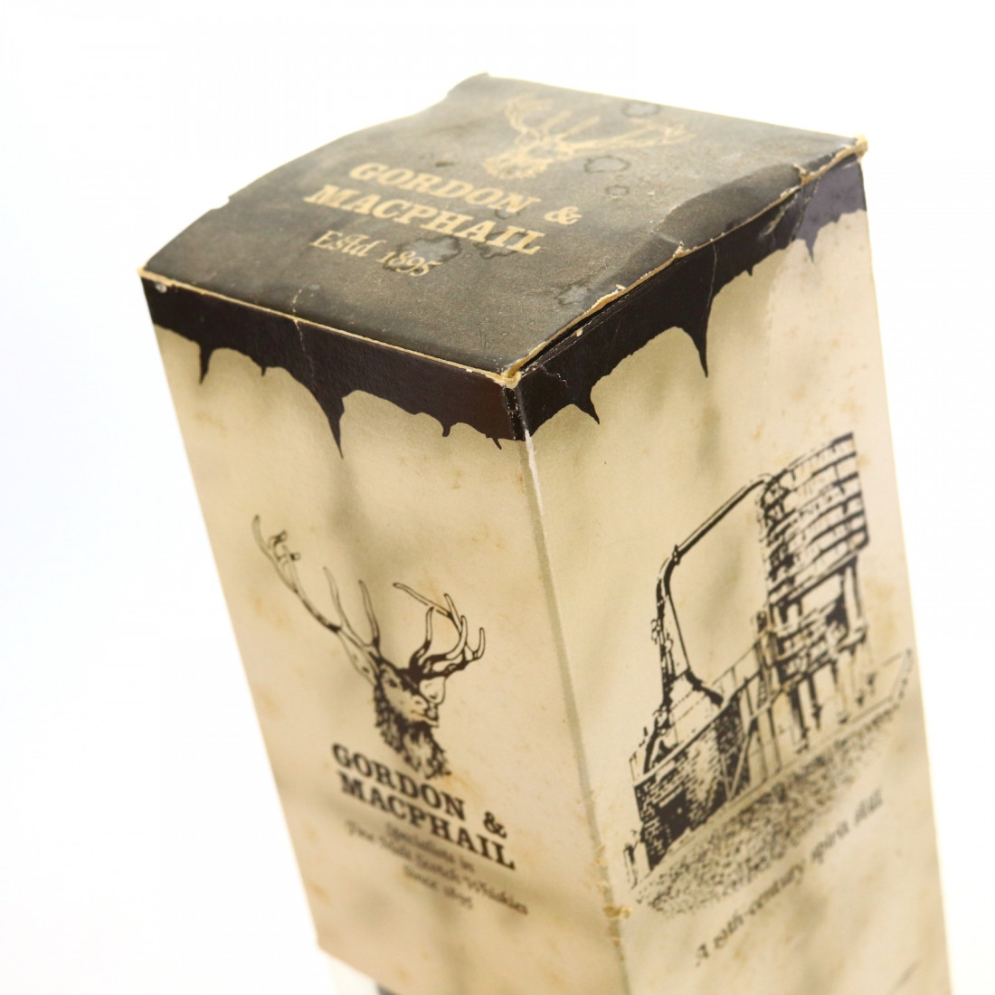 Laphroaig 1969 Gordon and MacPhail Celtic Label / Meregalli Import