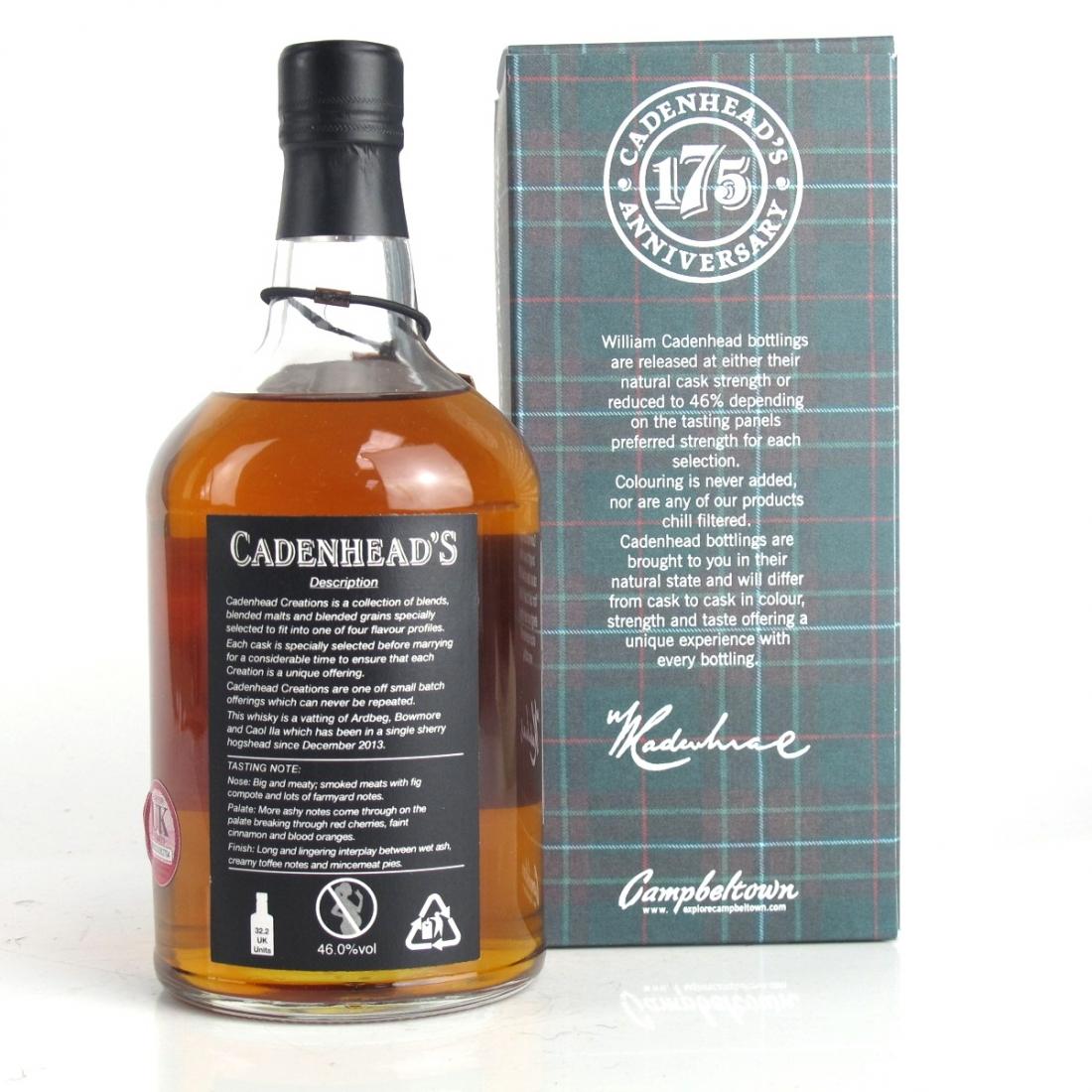 Cadenhead Creations 25 Year Old Robust Smoky Embers Batch #3