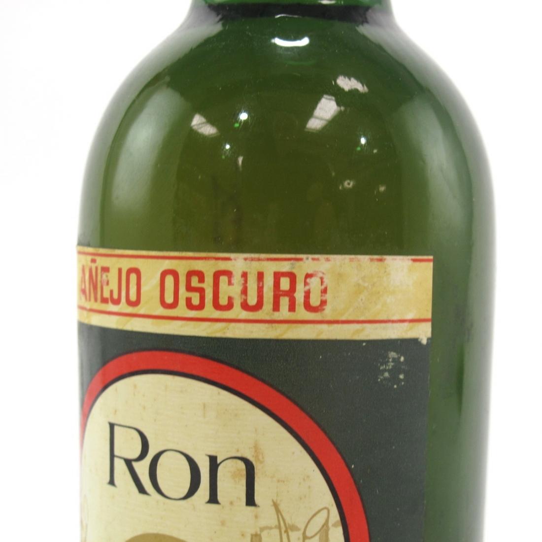 Ron Trapiche Cubano Anejo Oscuro 1960s
