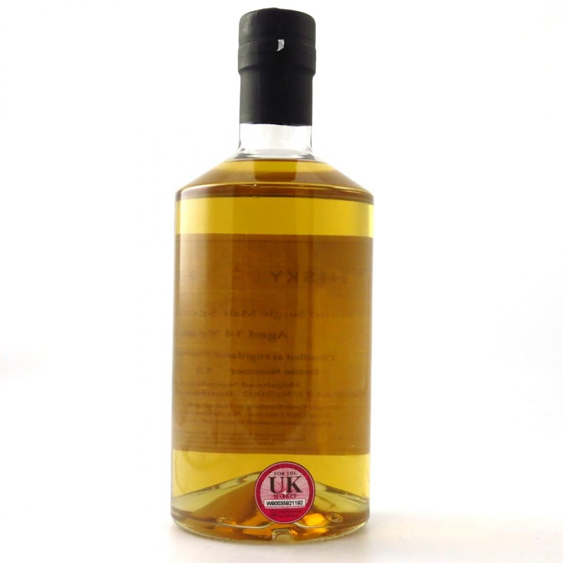 Highland Park 2003 Whisky Broker 14 Year Old