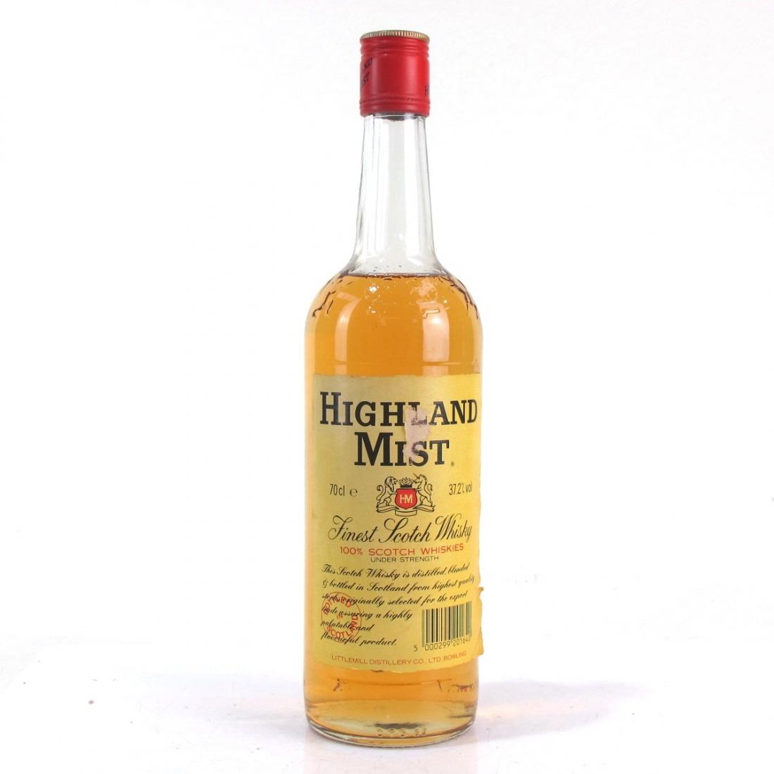 Highland Mist Blended Whisky / Littlemill