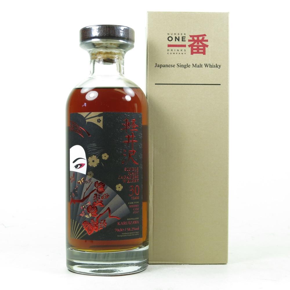 Karuizawa 30 Year Old Cask Single Cask #5347