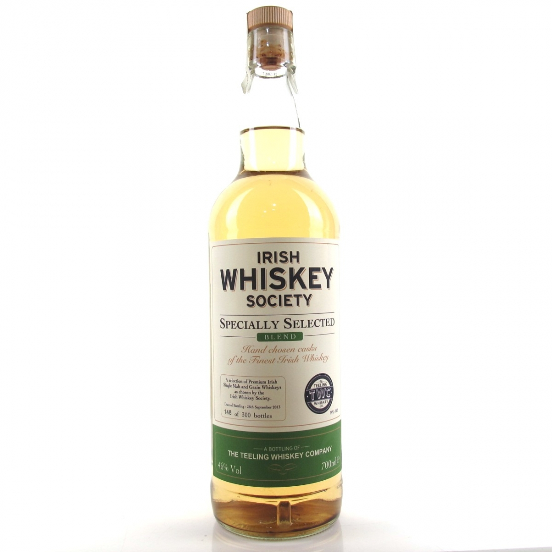 Teeling Specially Selected / Irish Whisky Society