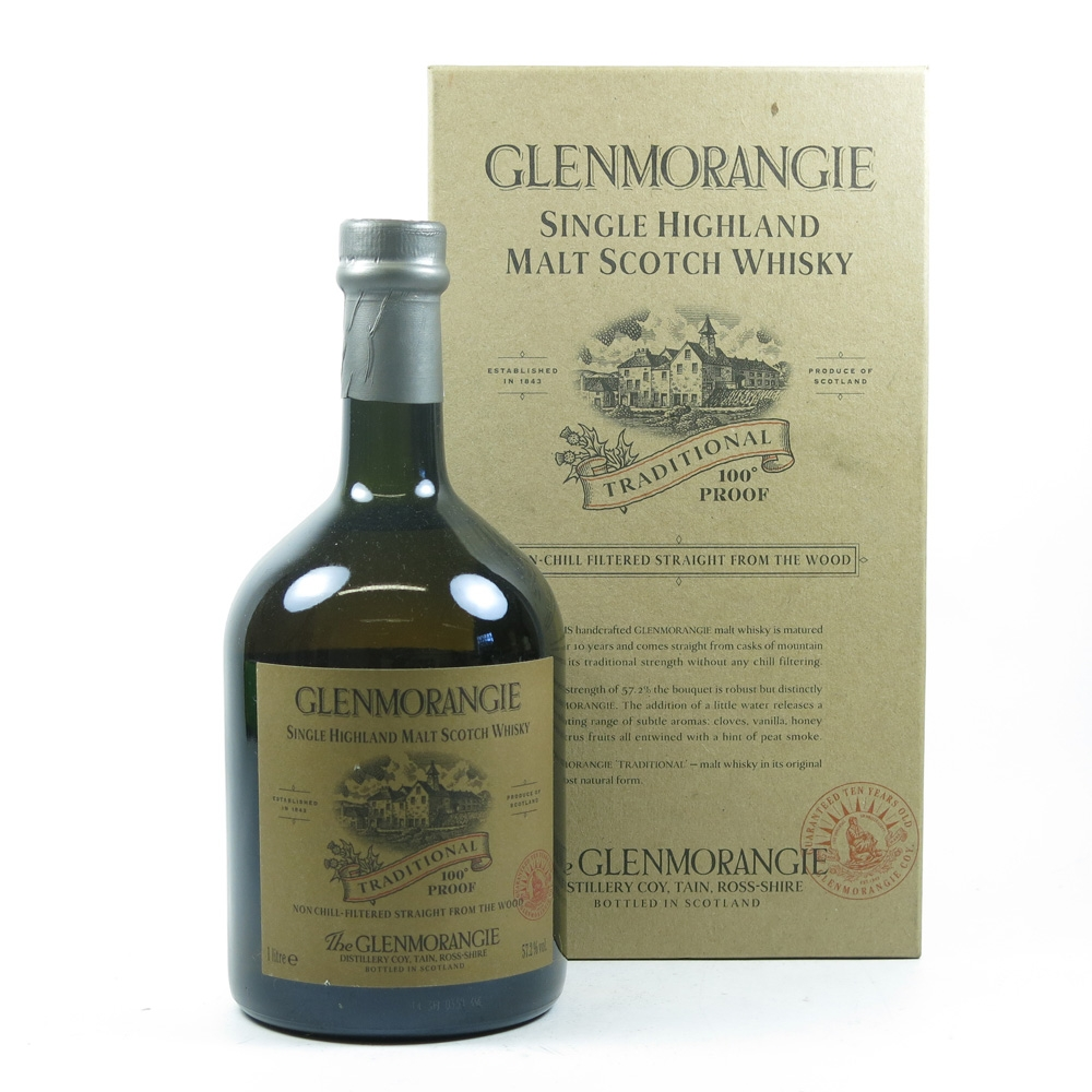Glenmorangie Traditional 1 Litre front