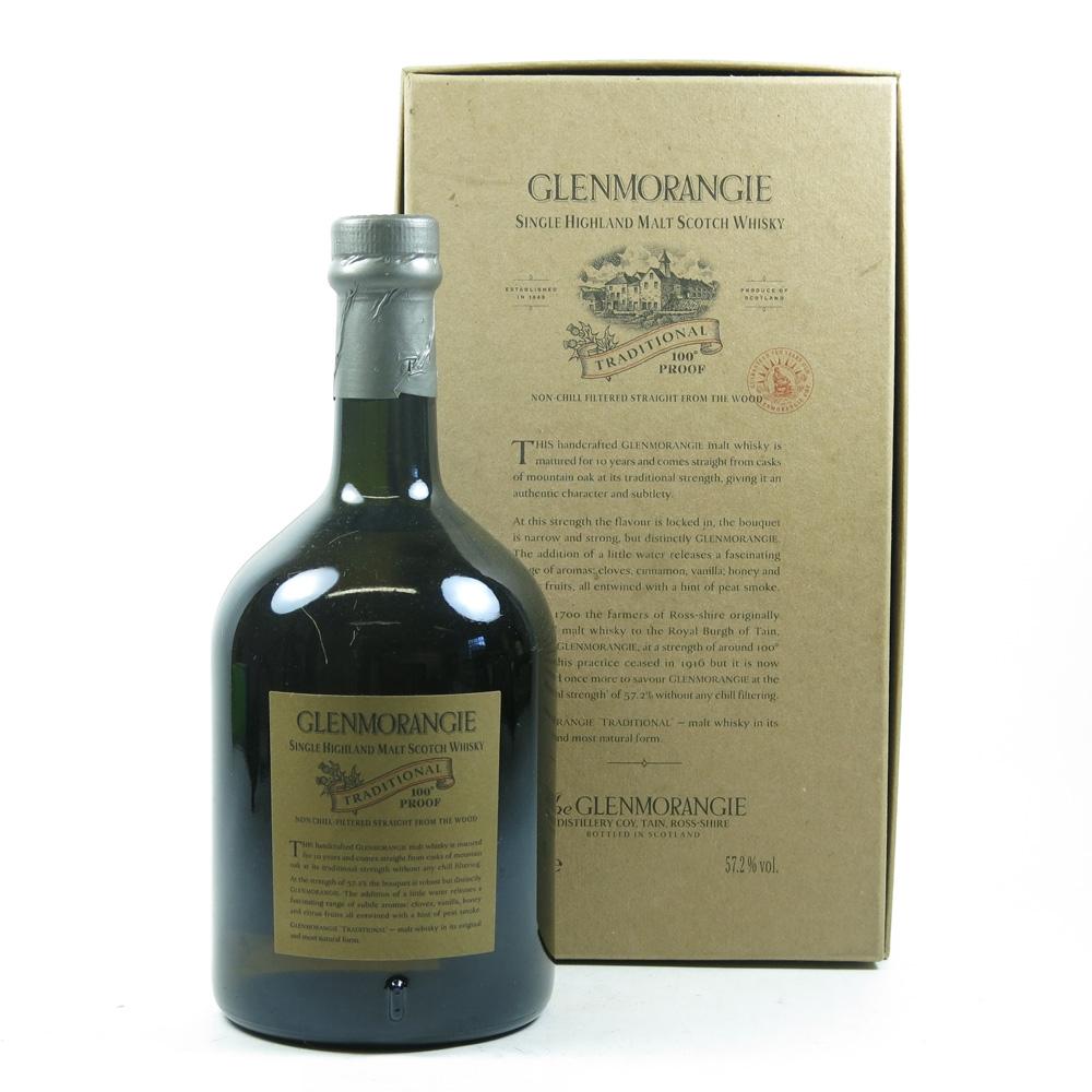 Glenmorangie Traditional 1 Litre back