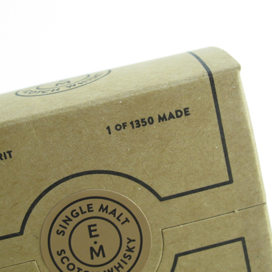 Eden Mill Single Malt Hip Flask Series No.6 20cl / Oloroso Hogshead