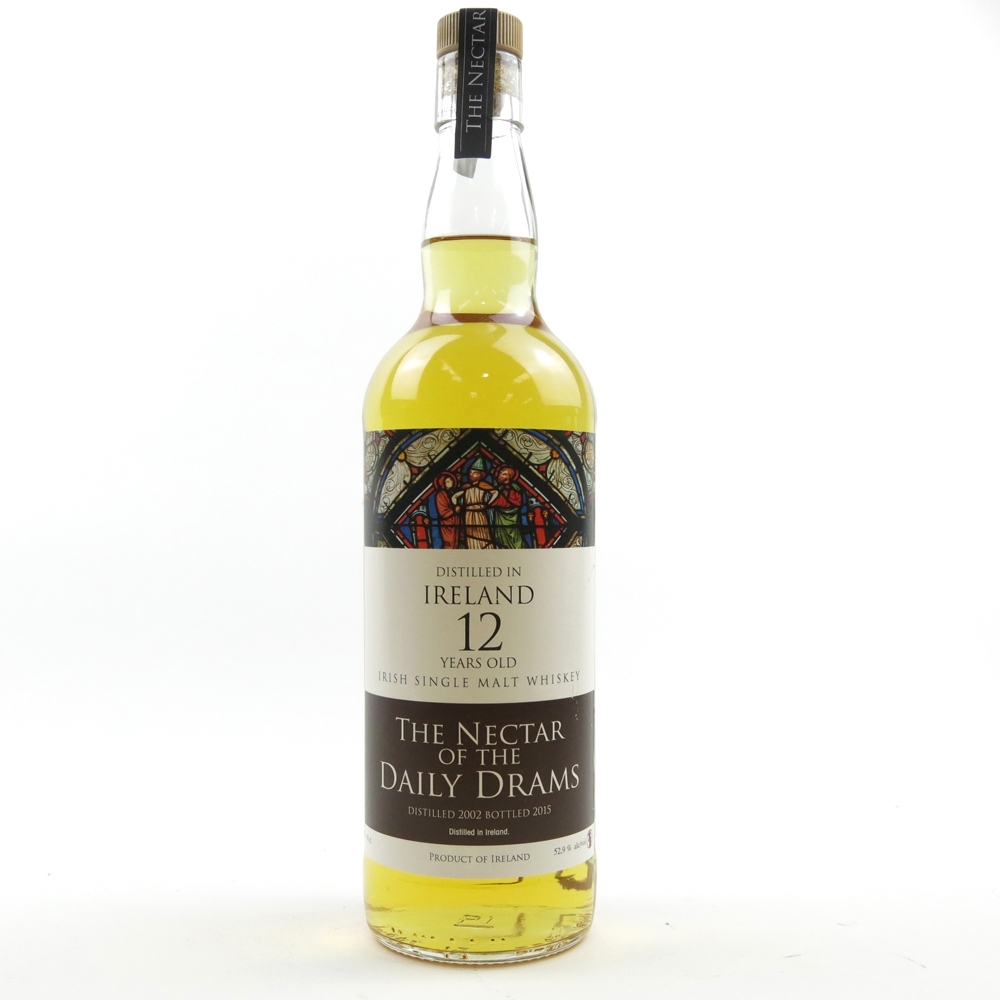 Ireland 2002 The Nectar of the Daily Drams 12 Year Old