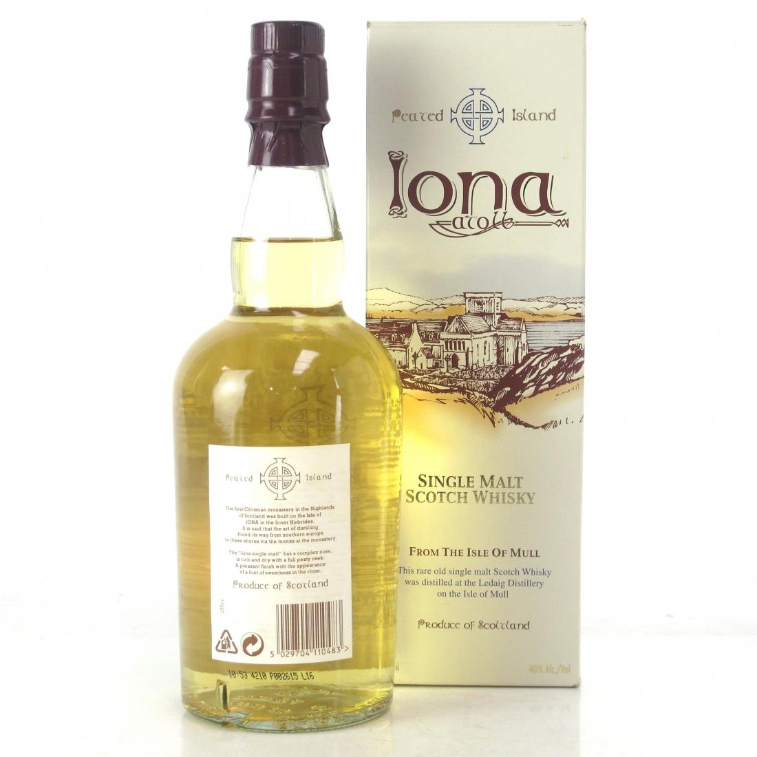 Iona Atoll Pre 2006 Bottling / Ledaig