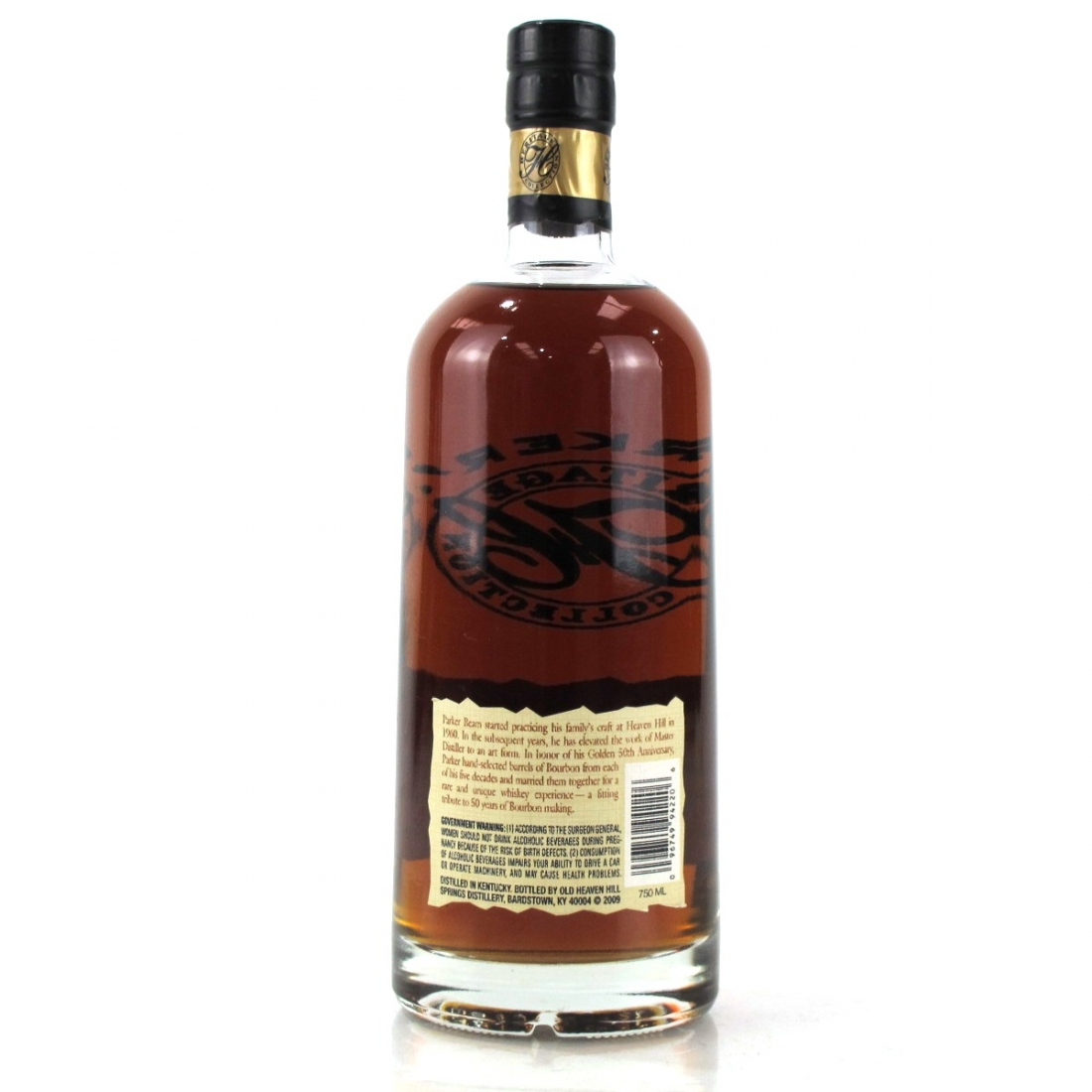 Parker's Heritage Collection Kentucky Straight Bourbon / Golden Anniversary