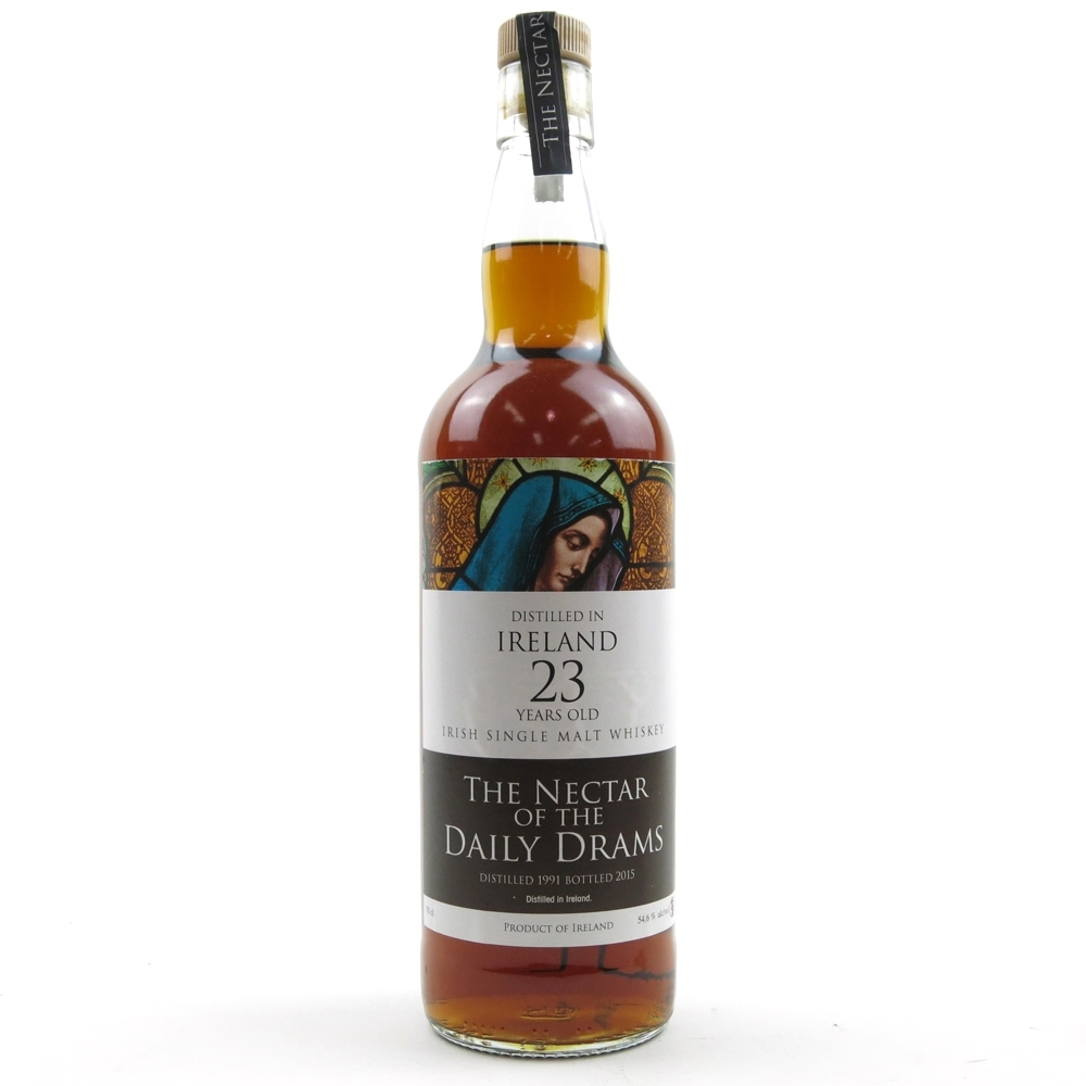 Ireland 1991 Nectar of the Daily Drams 23 Year Old