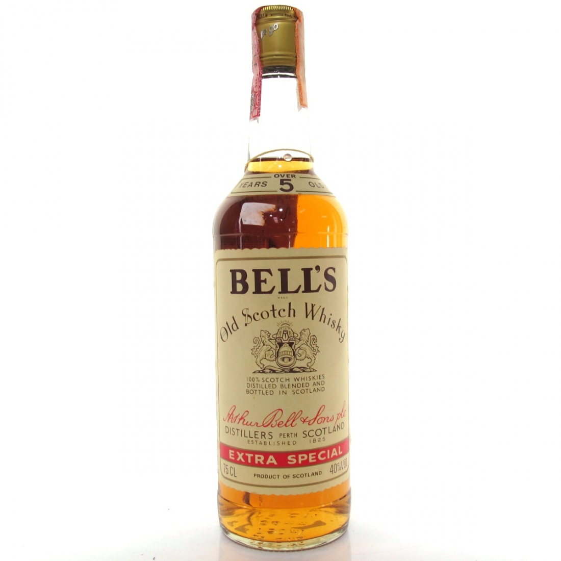 Bell's 5 Year Old 1980s / Italbell Import