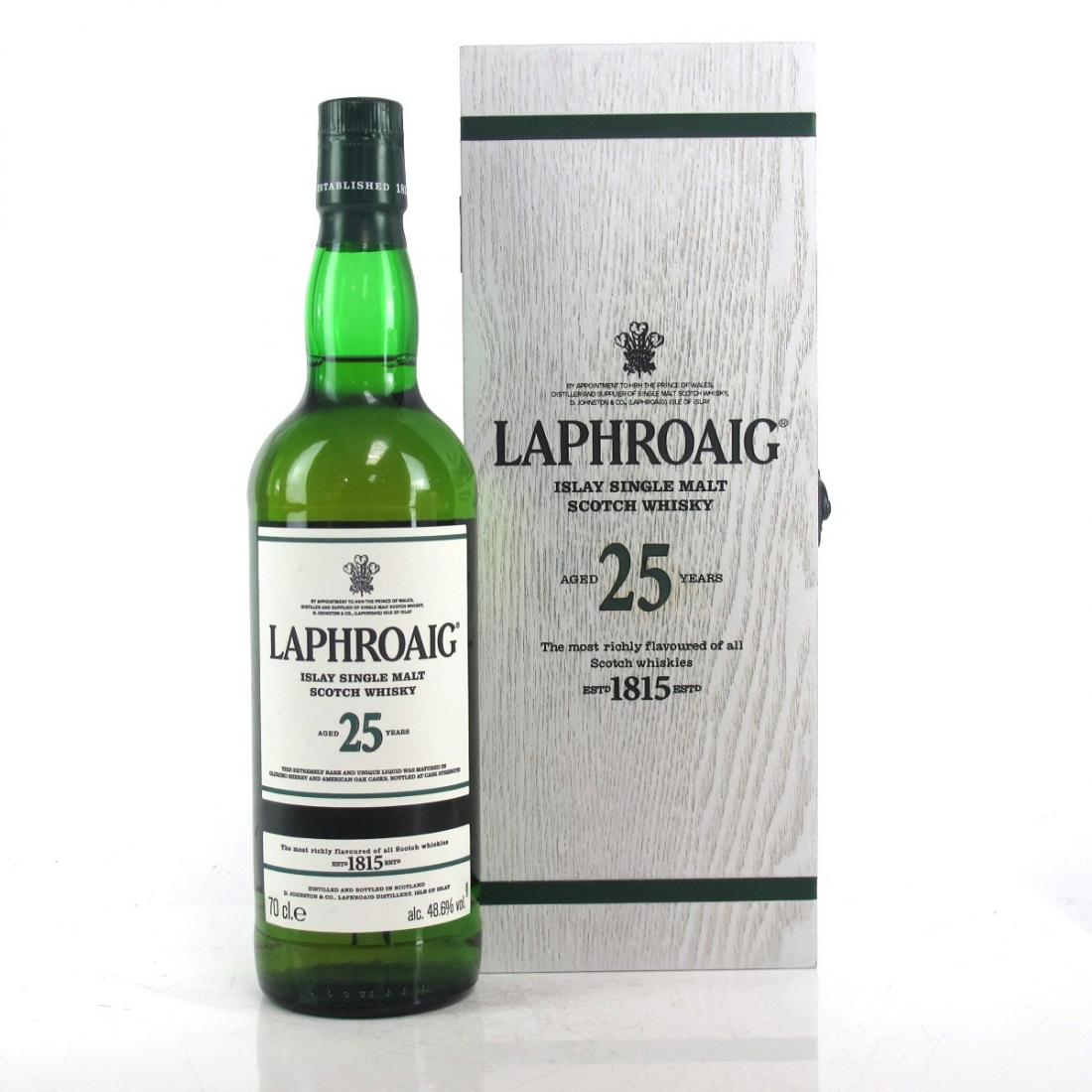 Laphroaig 25 Year Old 2016 Edition