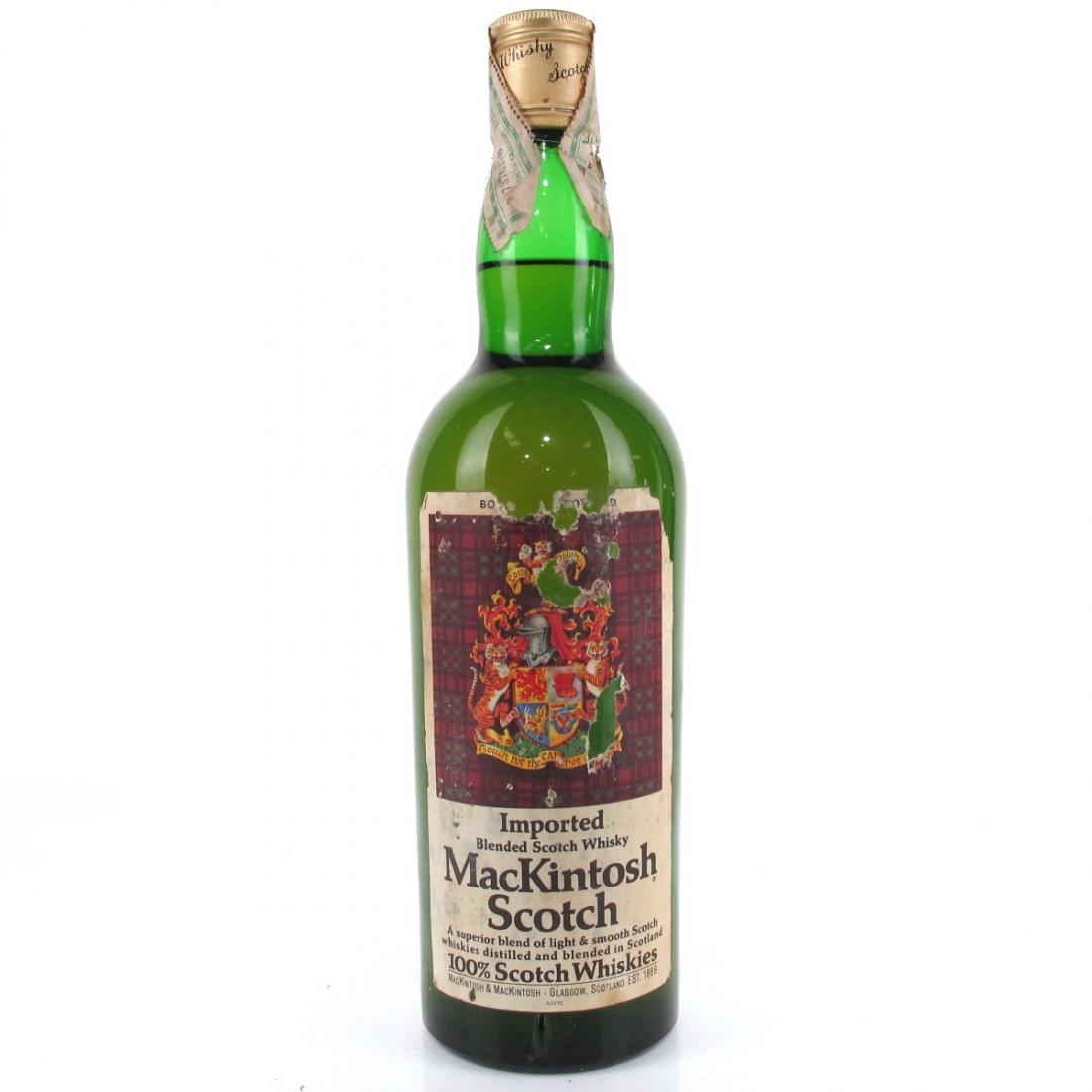 MacKintosh Scotch 1960s