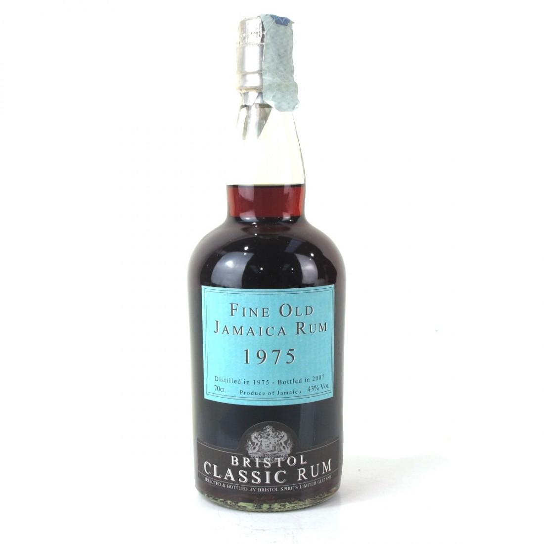 Fine Old Jamaica 1975 Bristol Classic Rum