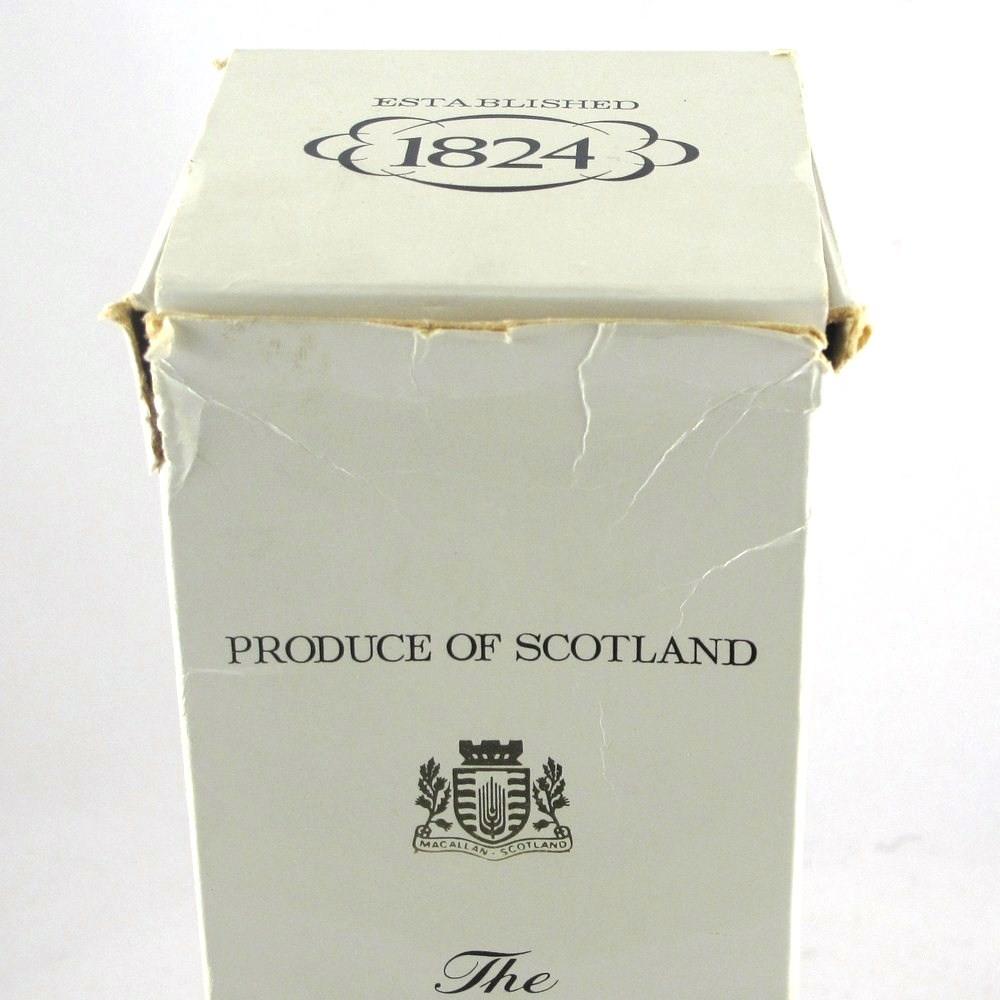 Macallan 1963 75.7cl (26 2/3rd fl oz) Box