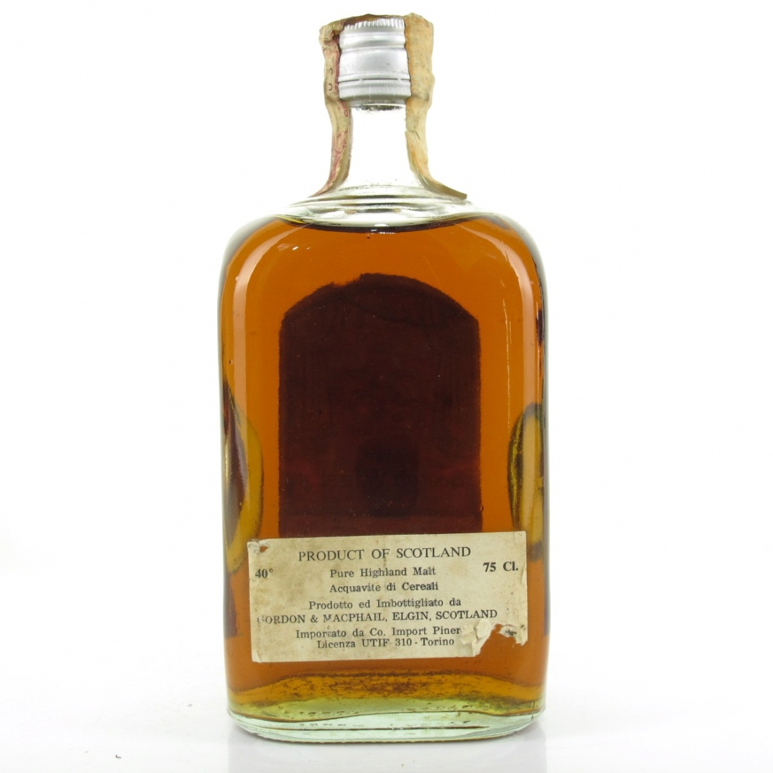 Macallan 25 Year Old Gordon and MacPhail / Queen's SIlver Jubilee 1977