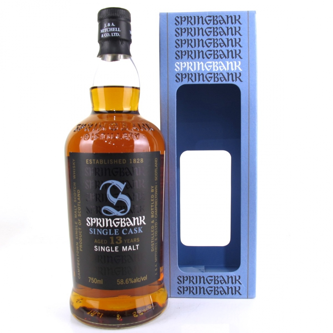 Springbank 2003 Fresh Sherry Butt 13 Year Old 75cl / US Import