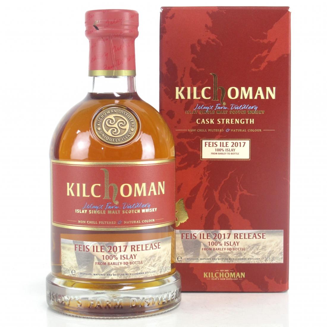 Kilchoman 100% Islay Feis Ile 2017 Release