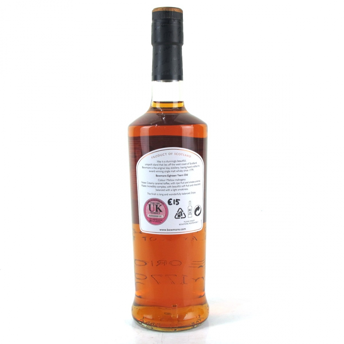 Bowmore 18 Year Old