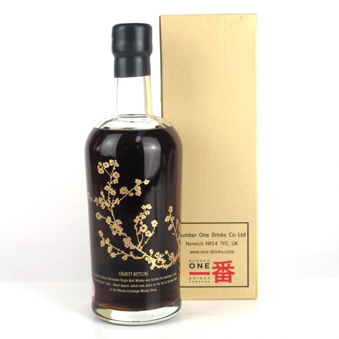 Karuizawa 1983 Single Cask #3557 / Only 50 Bottles