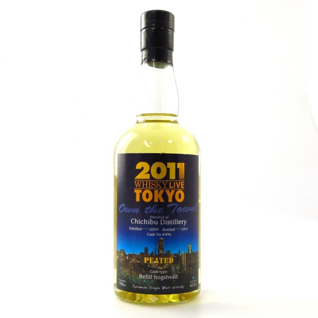 Chichibu 2008 Ichiro's Malt Single Cask #496 / Whisky Live Tokyo 2011