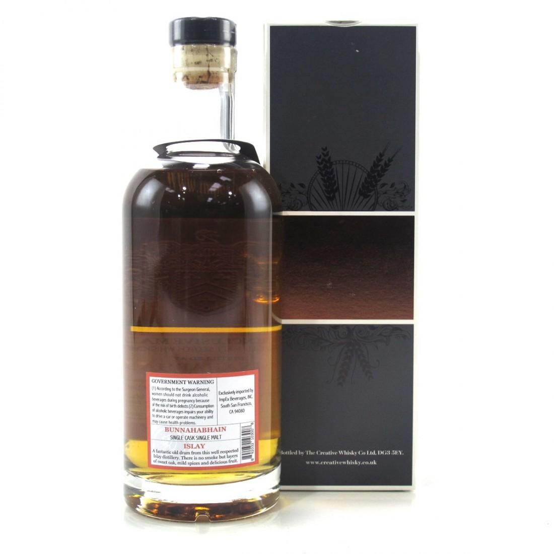 Bunnahabhain 1986 Creative Whisky Co. 30 Year Old 75cl / US Import