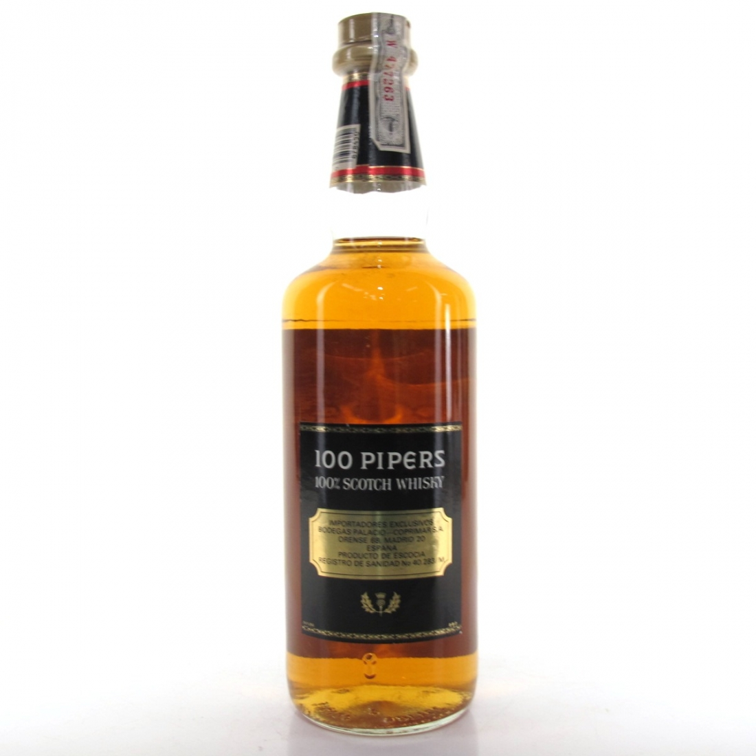 100 Pipers 1980s