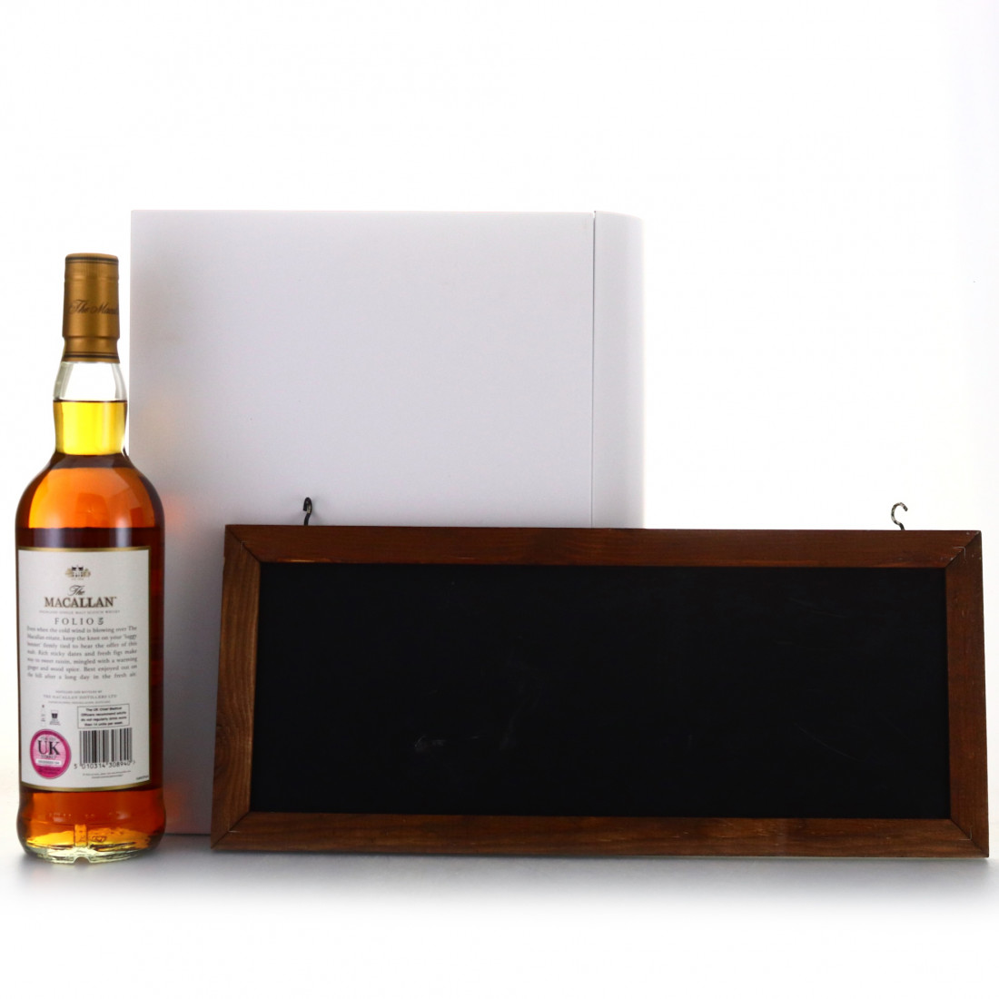 Macallan Archival Series Folio 5 with Sign
