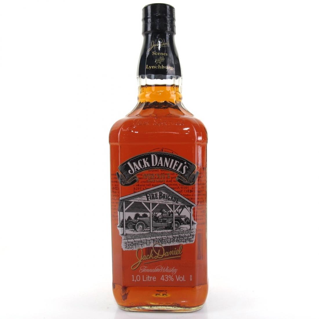 Jack Daniel's Old No.7 1 Litre / Scenes from Lynchburg #12