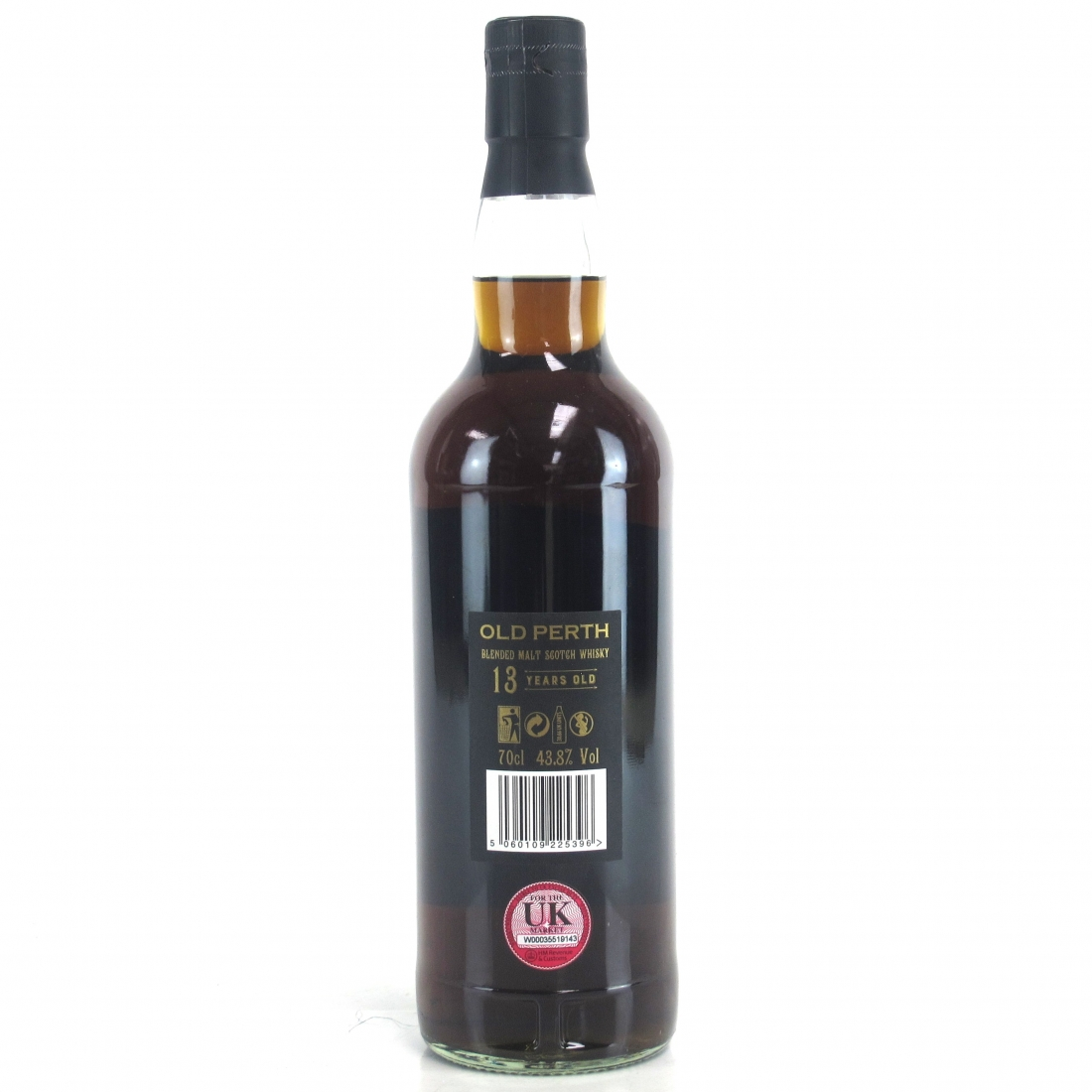 Old Perth 2004 13 Year Old Blended Malt / Number 2 Release