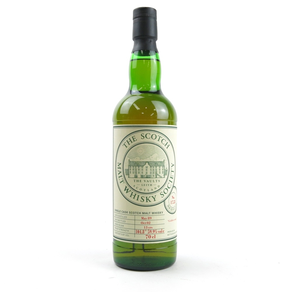 Scapa 1989 SMWS 13 Year Old 17.23