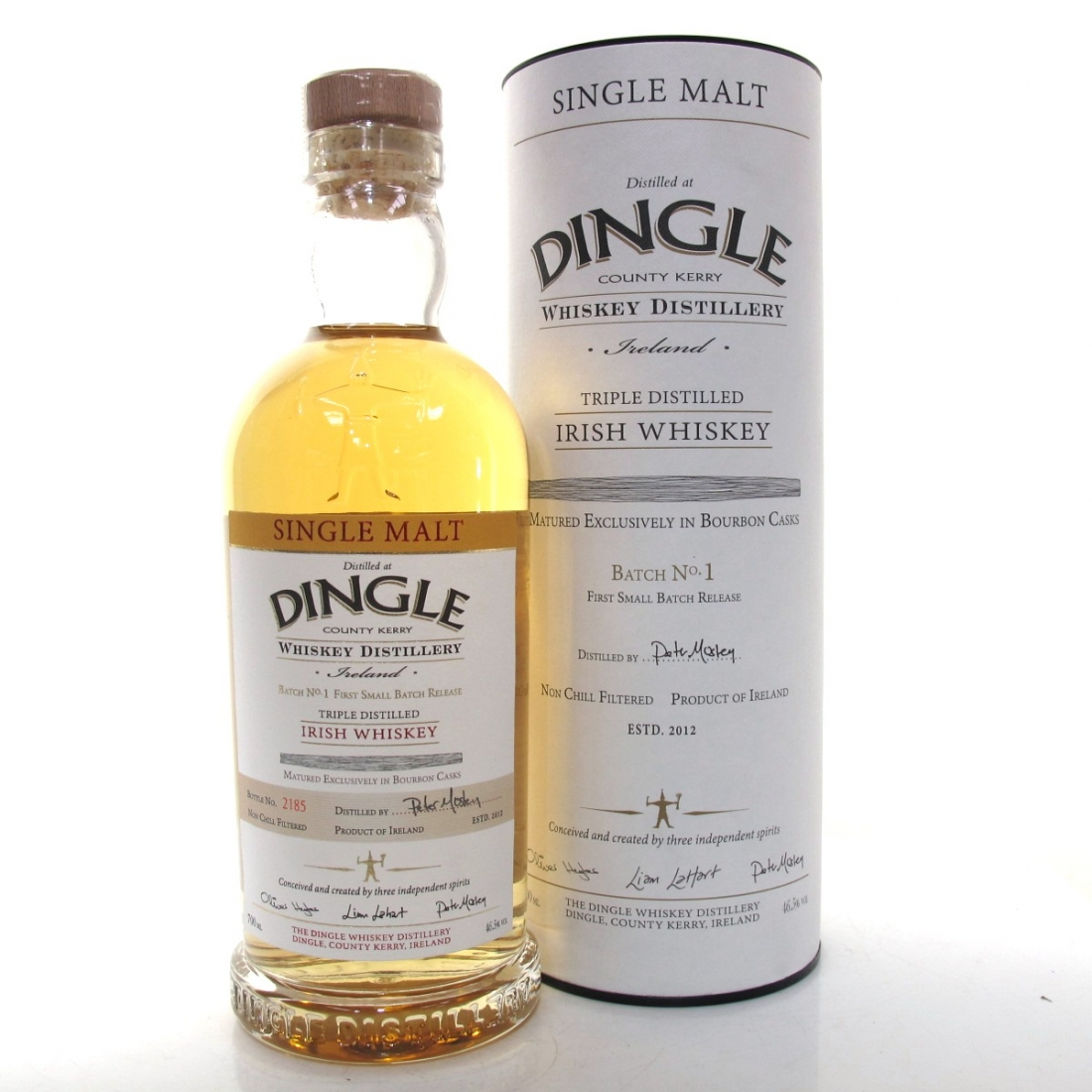 Dingle Irish Malt Whiskey / Small Batch No. 1
