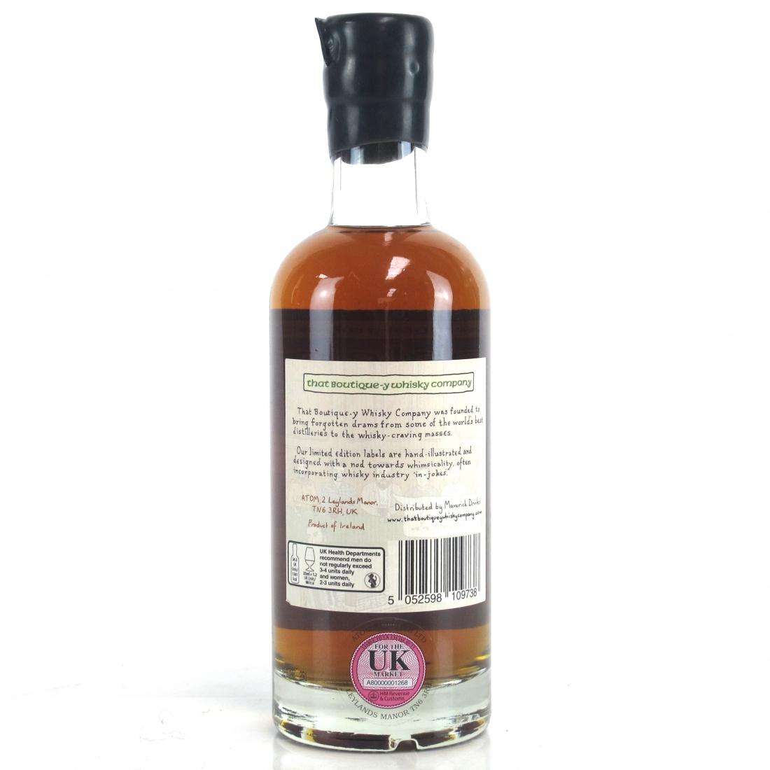 Irish Single Malt #2 That Boutique-y Whisky Company 14 Year Old Batch #1