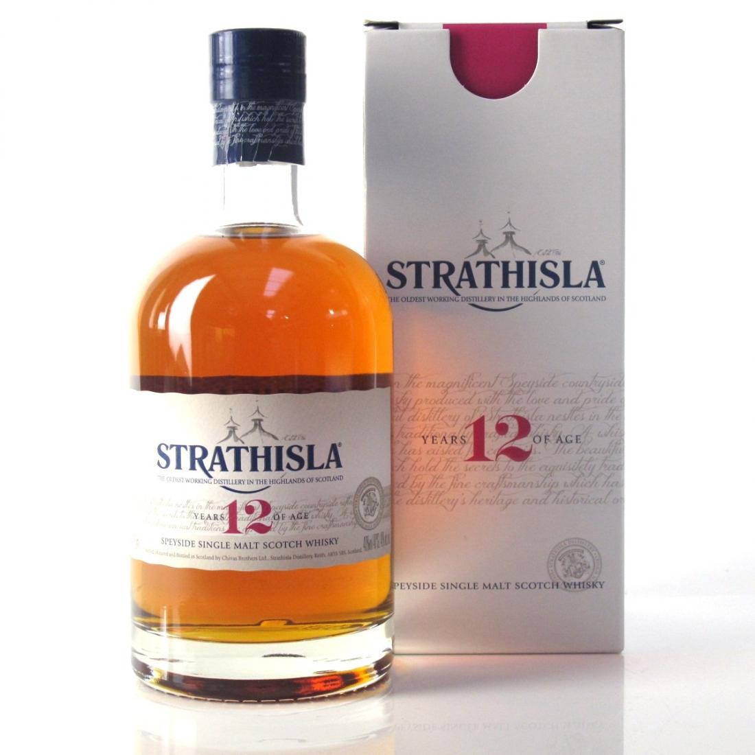 Strathisla 12 Year Old