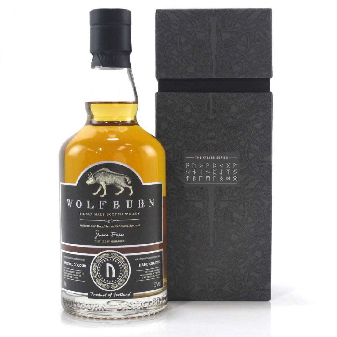 Wolfburn Kylver Series Limited Edition 2nd Release