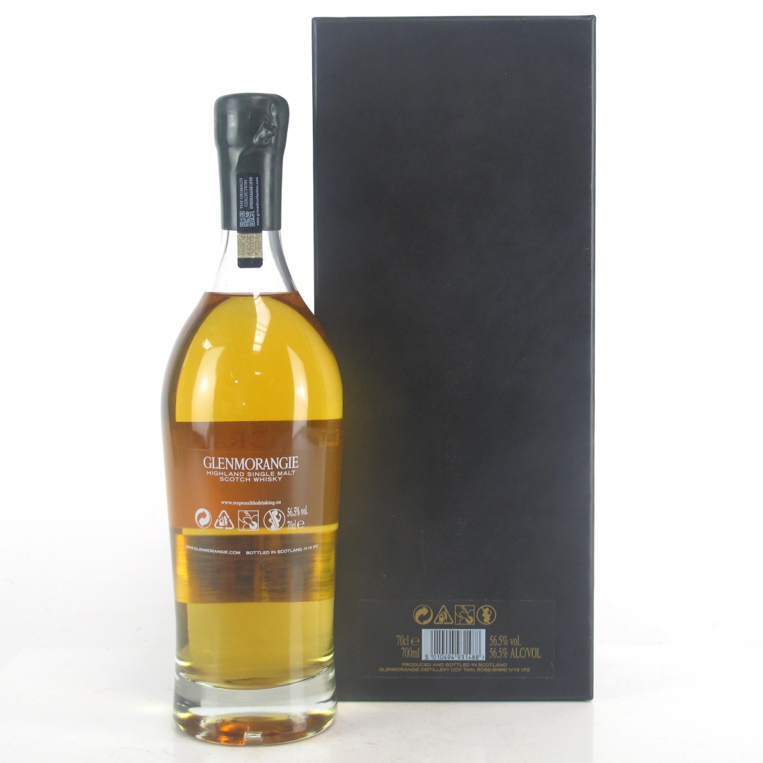 Glenmorangie 12 Year Old Rare Single Cask / in Honour of H.S.H Prince Albert II of Monaco