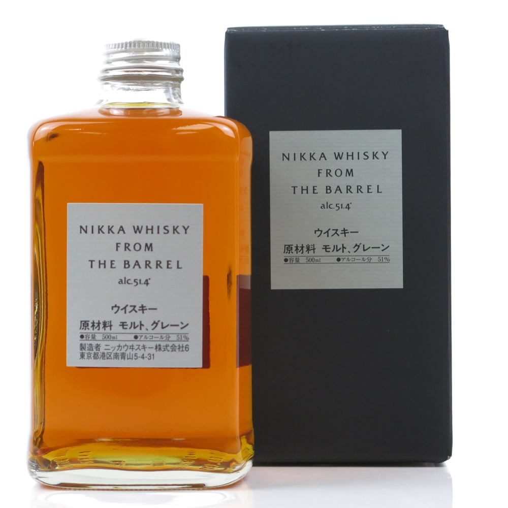 Nikka Whisky From The Barrel 50cl