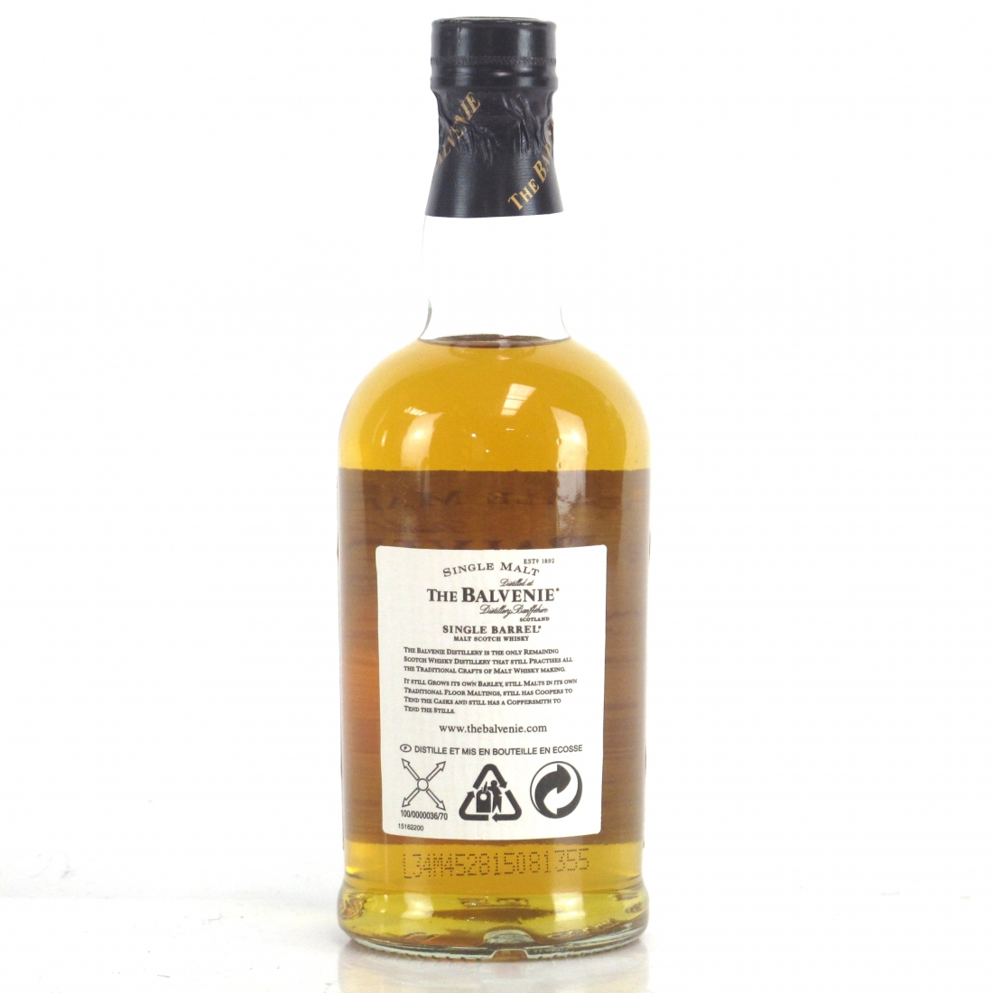 Balvenie 1978 Single Barrel 25 Year Old 20cl / US Import