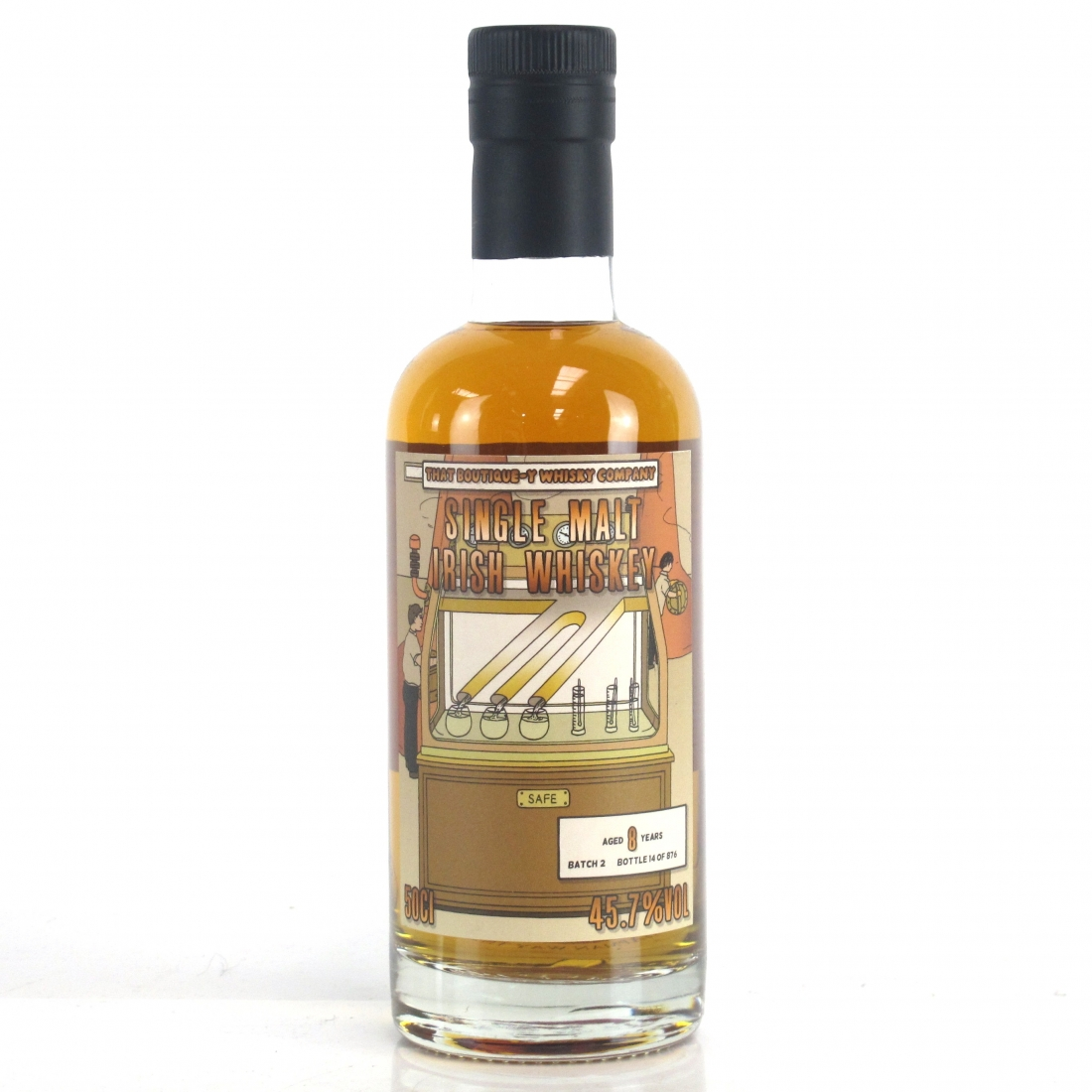 Cooley That Boutique-y Whisky Company 8 Year Old Batch #2