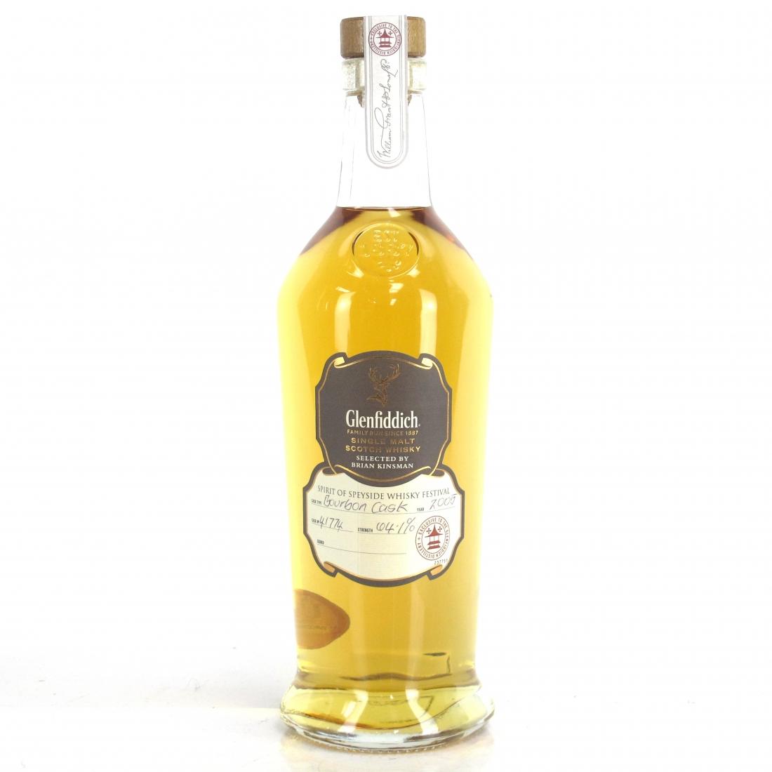 Glenfiddich 2005 Bourbon Cask / Spirit of Speyside 2018