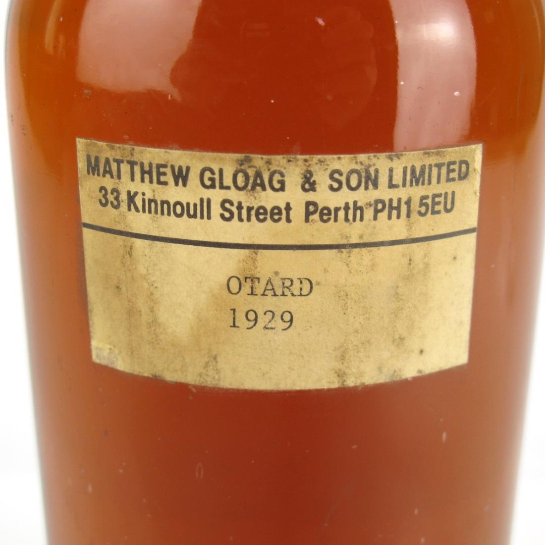Otard 1929 Matthew Gloag 1960s